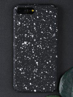 Starry Sky Pattern Phone Case For Iphone - Silver White For Iphone 7 Plus/8 Plus