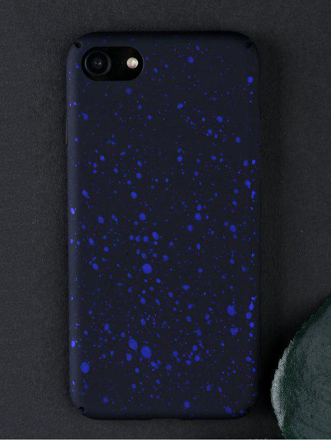 buy Starry Sky Pattern Phone Case For Iphone - DEEP BLUE FOR IPHONE 7/8 Mobile