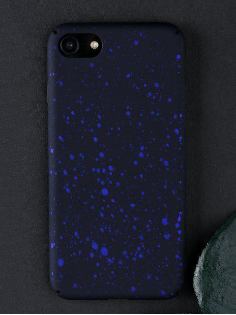 Caso estrellado del teléfono del patrón del cielo para Iphone - Marina de Guerra Para  iPhone 7/8 Mobile
