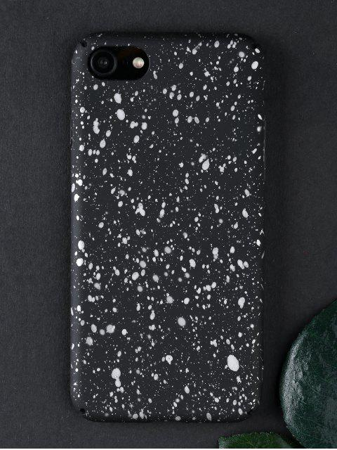 women's Starry Sky Pattern Phone Case For Iphone - SILVER WHITE FOR IPHONE 7/8 Mobile