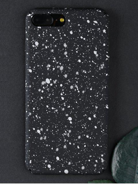 ladies Starry Sky Pattern Phone Case For Iphone - SILVER WHITE FOR IPHONE 7 PLUS/8 PLUS Mobile