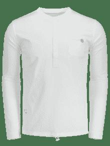 La 3xl 243;n Camisa Del Letra Blanco Medio De Bot vq8Rwg5q