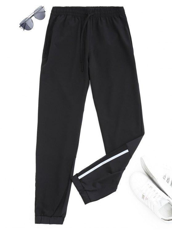 Pantalones Deportivos - Negro XL