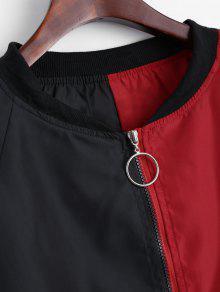 ea6955f6c Applique Contrast Jacket