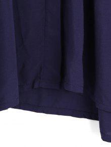 Tirantes Azul 250;reo Con De L Camiseta Manga Purp Larga y4ZqHXHI