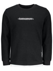 Ma Negro Camiseta Texturizada 3xl ana w7AqH