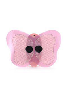 Body Muscle Adelgazar Pulso Sin Cuerda Mini Butterfly Massager - Rosa
