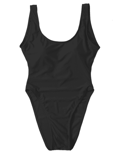 High Cut Backless Swimsuit2