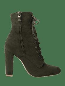 Color Block Ankle Boots - Wine Red 39 cheap price factory outlet outlet locations cheap online rEolfjx