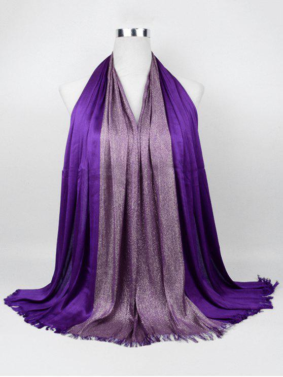 Écharpe longue en fil d'or tressé - Concorde