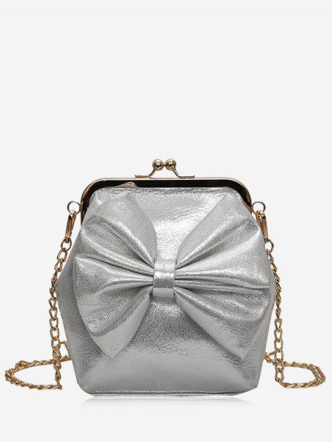 shops Bowknot Crossbody Bag -   Mobile
