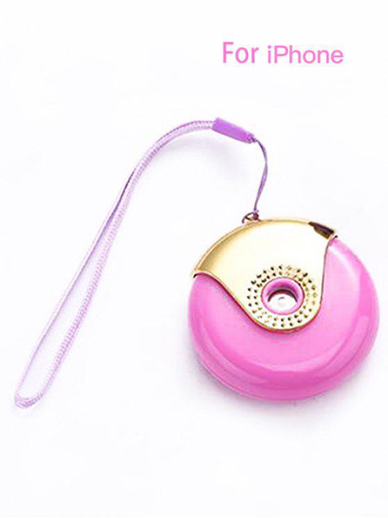 مصغرة أوسب ترطيب الوجه آلة باخرة - نوع من انواع الحلويات يدعى توتي فروتي للآيفون