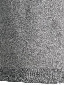 Capucha Sudadera Con Gris Medio H 2xl Claro 250;meda RR5grx