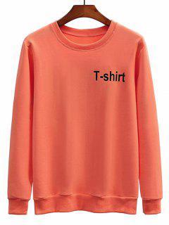 Camiseta Con Cuello Redondo Estampado - Jacinto