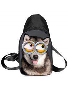 الكرتون طباعة حقيبة الصدر -