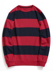 Blusas De Colores - Azul Y Rojo Xl