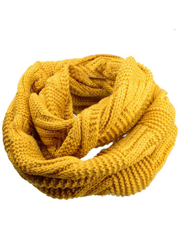 Outdoor Crochet Ribbed Knitting Scarf 232097905
