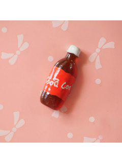 DIY Phone Case Decorations Coffee Cola Milk - Red