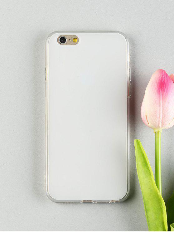 Cas de téléphone bricolage pour Iphone - Blanc POUR IPHONE 6 / 6S