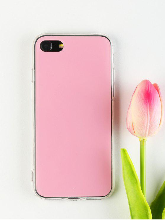 womens DIY Phone Case For Iphone - PINK FOR IPHONE 7/8
