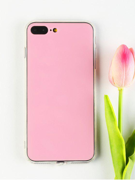 women DIY Phone Case For Iphone - PINK FOR IPHONE 7 PLUS/8 PLUS