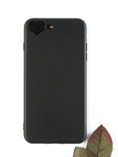 Heart DIY Phone Case For Iphone - Black For Iphone 7 Plus/8 Plus