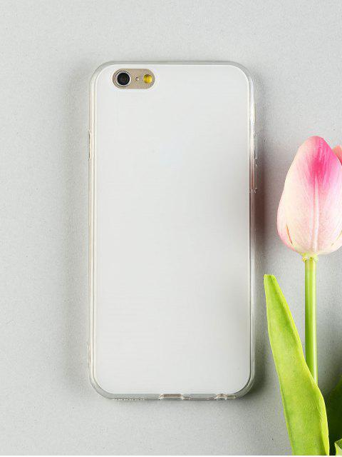 shops DIY Phone Case For Iphone - WHITE FOR IPHONE 6 / 6S Mobile