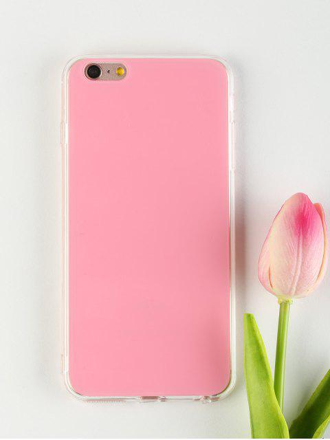 buy DIY Phone Case For Iphone - PINK FOR IPHONE 6 PLUS / 6S PLUS Mobile