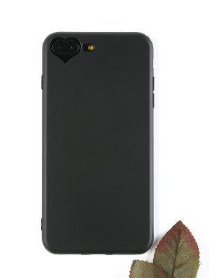 Etui de Téléphone Portable Motif Cœur pour Iphone