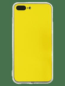 2018 Diy Phone Case For Iphone In Yellow For Iphone 7 Plus