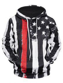 الكنغر الجيب تعثر العلم الأمريكي هوديي - M