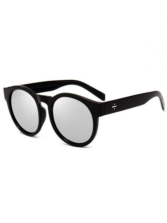 best UV Protection Cat Eye Round Sunglasses - BLACK+MERCURY
