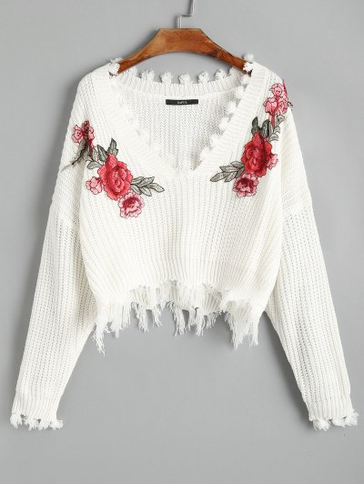 https://www.zaful.com/v-neck-frayed-floral-embroidered-pullover-sweater-p_409201.html?lkid=12282757
