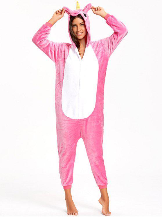 80e940fe8de3 31% OFF  2019 Cute Unicorn Animal Onesie Pajama For Adult In TUTTI ...
