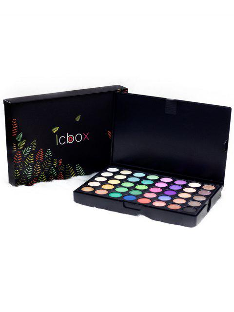 fancy 120 Colors High Pigmented Natural Eyeshadow Palette -   Mobile