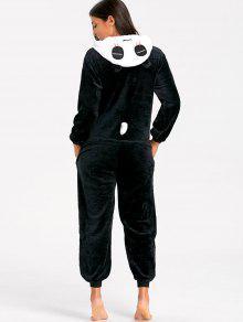0e1564ce2f2dab Pijama com Padrão de Panda para Adulto