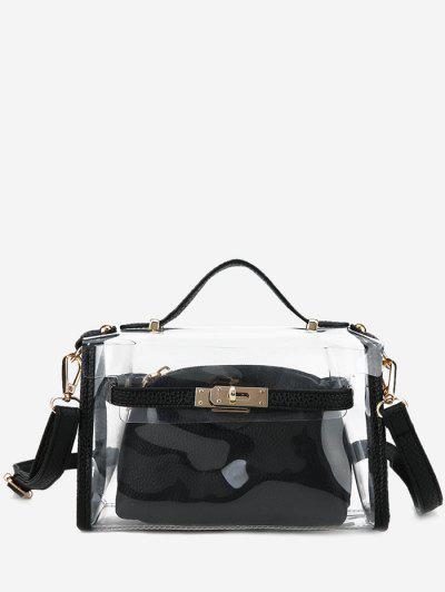 Image of 2 Pieces Crossbody Bag Set