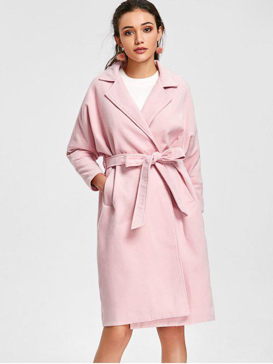 Robe tailleur rose pale