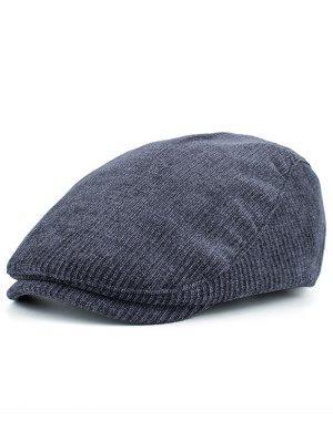 Gestreiftes Muster Verschönert Einstellbare Zeitungsjunge Hut