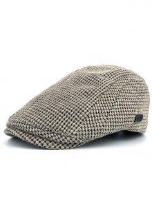 Chapéu De Espinha Dorsal Embutido Simples - Ral1001 Bege,  Amarelo Claro Ou Cinza Amarelo