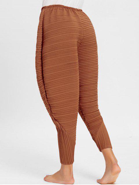 Acción de Gracias Baquetas de Pollo Pantalones Plisados - Naranja XL Mobile