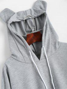 S Hoodie Chase Gris Bunny Cute qCxBwvUw