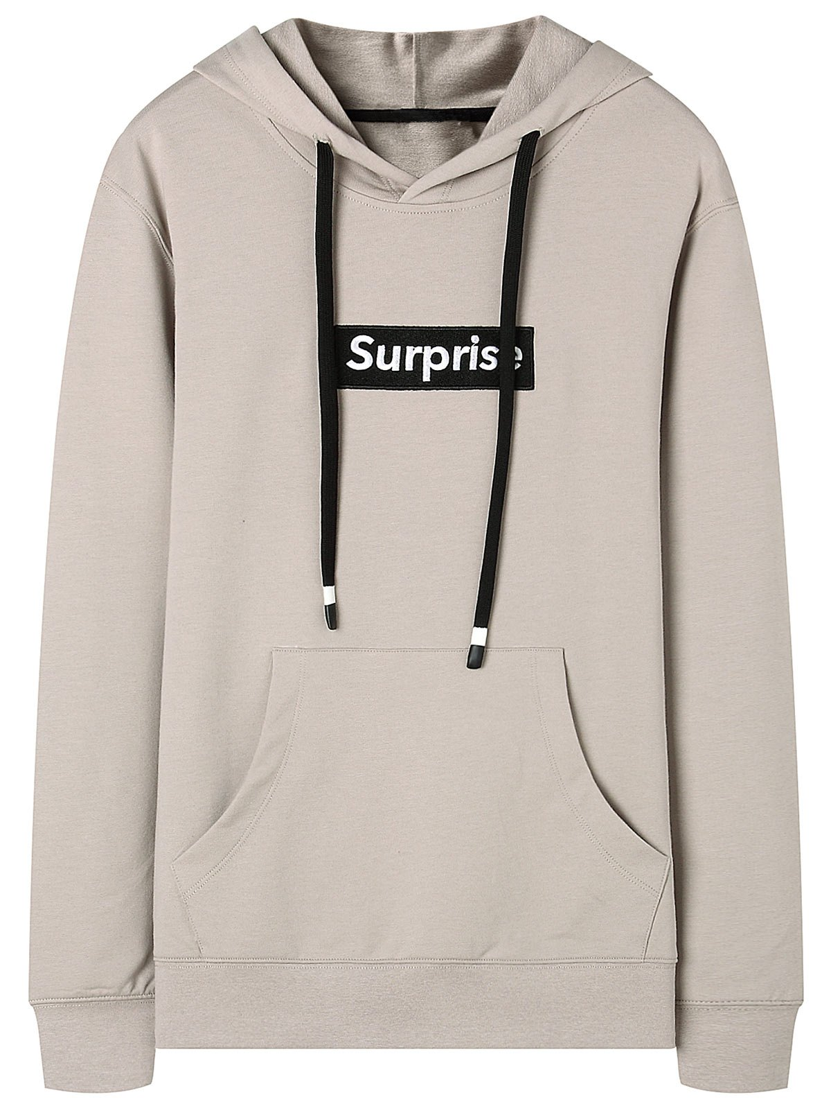 Graphic Surprise Hoodie
