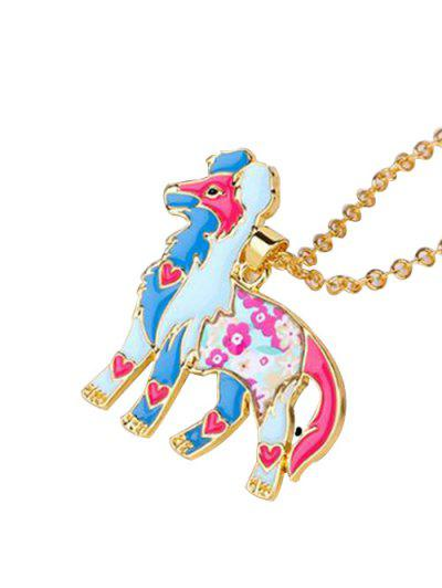 Lucky Animal Pendant Necklace