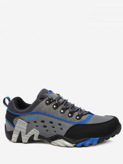 Antiskid Outdoor Casual Travel Hiking Athletic Shoes - Royal 44