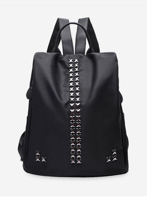 Mochila de metal Criss Cross - Negro  Mobile