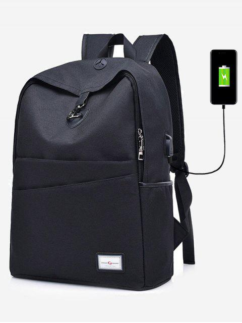 womens Multi Function USB Charging Port Backpack -   Mobile