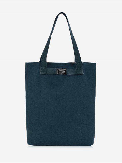 sale Canvas Eco Shoulder Bag -   Mobile