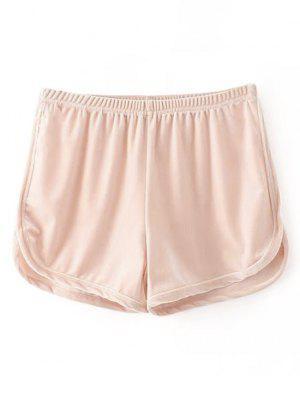 Velvet Dolphin Shorts