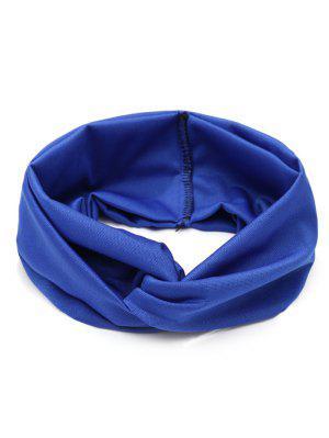 Breites elastisches Haarband
